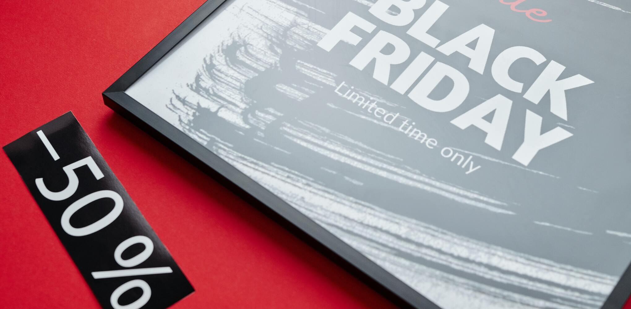 Black Friday bei DimaPax