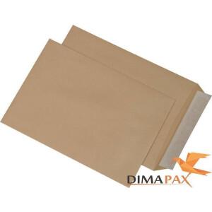 Versandtaschen DIN C5 - HK BRAUN