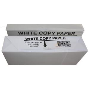 A4 Kopierpapier weiß  80 g/m²
