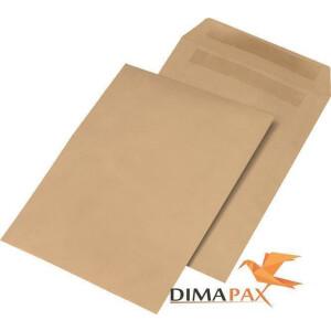 Versandtaschen DIN B4 - SK BRAUN 1 Palette 22.500 Stück